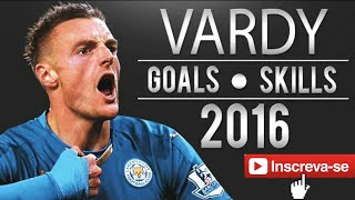 Jamie Vardy ● 16 17 ● Skills And Goals ● Dream League Soccer 2016 HD