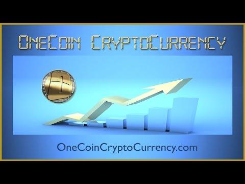 OneCoin Presentation by Nigel Allan