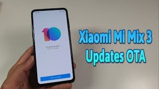 Xiaomi Mi Mix 3 Updates/New OTA/What is new/Fixed/Issues/Bugs/Improved/Fortnite gaming+camera test