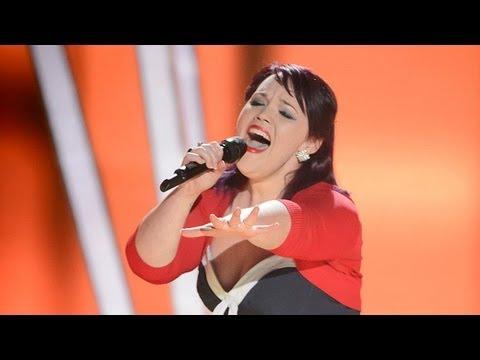Katie Reeve Sings Piece Of My Heart: The Voice Australia Season 2
