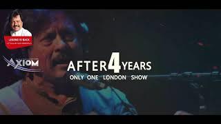 AttaUllah Esakhelvi London show 2020 Promo. ARY FAMILY, ARY DIGITAL, ARY NEWS