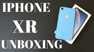IPHONE XR UNBOXING IN HINDI - HINDI UNBOXING OF IPHONE XR
