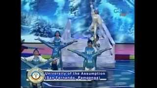 University of the Assumption (Pampanga) - Sayawan Grand Finals 3-22-2014