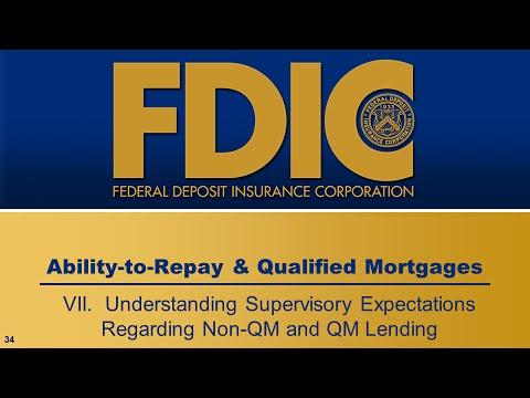 ATR_QM: Understanding Supervisory Expectations Regarding Non-QM and QM Lending