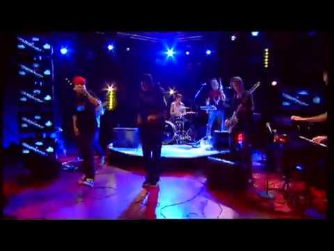 Pato Pooh - Follow Me ft. Adam Tensta (Live at TV4 Nyhetsmorgon 161109)