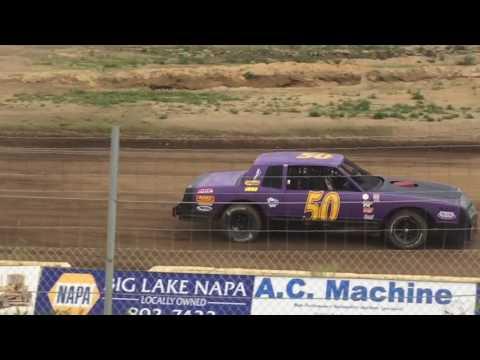 Capitol Speedway 7/2/16 B-Class Heat 1