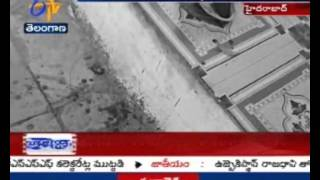Property dispute: Man Attacks On Couple ; Kills Wife, Injured Husband  In Hyderabad