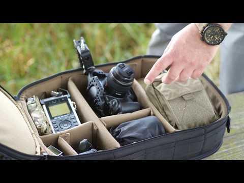 Filmen bei Wind und Wetter (Lumix GH5, Kamerataschen & Behälter)