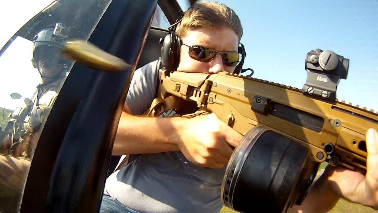 chopper gunner - photo #2