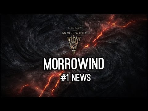 Morrowind News #1 - Changes, Builds, Website!