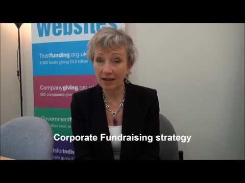 DSC Presents: Corporate Fundraising - With Valerie Morton