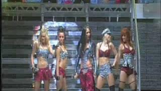 Pussycat Dolls - Beep (Birmingham NIA 22.01.09)