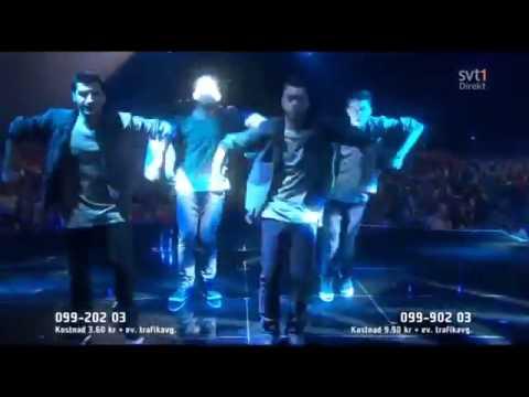 Oscar Zia - Yes We Can - Melodifestivalen 2014