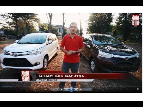 Review Toyota Avanza dan Veloz Terbaru di Indonesia