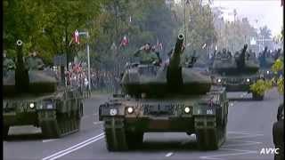 """National Anthem of Poland - """"Mazurek Dąbrowskiego"""" (HD Video)"""