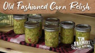 Grandma Solomon's Old Fashioned Corn Relish