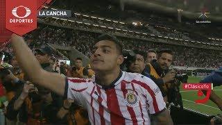 Voces de la cancha: Chivas vs Atlas | La Jugada | Televisa Deportes