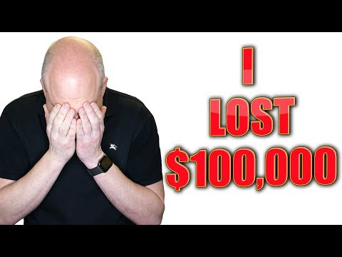 $100,000 GONE! 😢My Biggest Loss in 10 Minutes 😢| The Big Jackpot