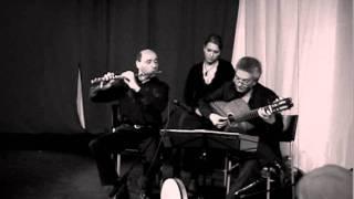 Mario Castelnuovo Tedesco - Sonatina op. 205 per flauto e chitarra