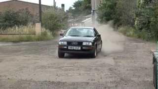 Audi Coupe NG Engine B3 (2)