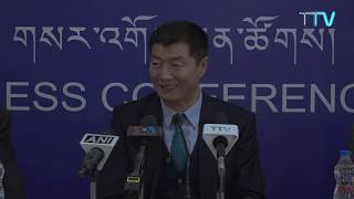Press Conference on Climate Action for Tibet in COP 25, 2019