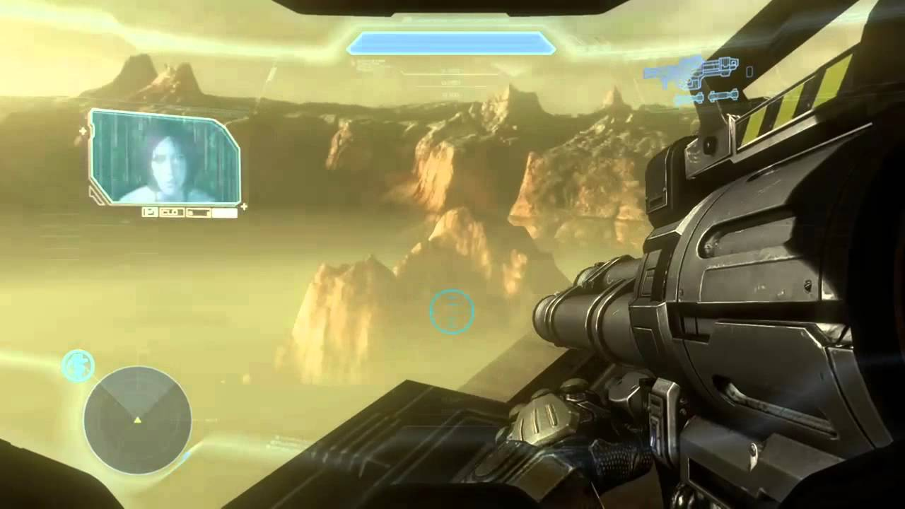 MCC Halo 4 campaign bug. Map load failure. - YouTube