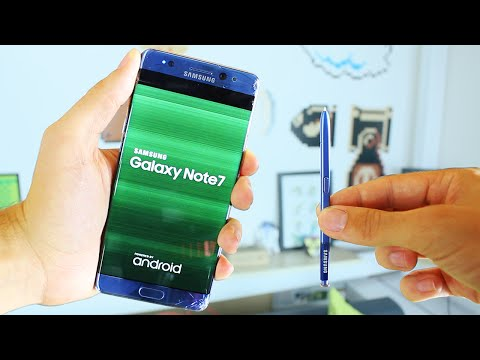 Galaxy Note 7 : Test Complet ! (qui finit mal)