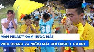 Loạt penalty đầy XÚC ĐỘNG   U17 PVF khóc cạn nước mắt - Thanh Hóa đón vinh quang sau 15 năm chờ đợi