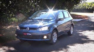 Avaliação Volkswagen Novo Gol 1.0 3 Cil. | Canal Top Speed