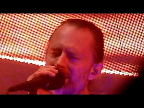 Radiohead The Tourist Live American Airlines Arena Miami Florida March 30 2017