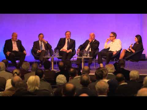 UK Investor Show 2014 video -  Gold session