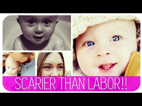 SCARIER THAN LABOR | HANNAH MAGGS