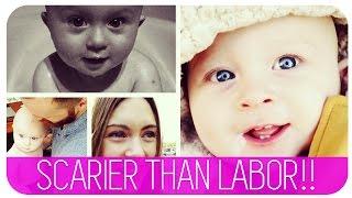 SCARIER THAN LABOR | HANNAH MAGGS Thumbnail