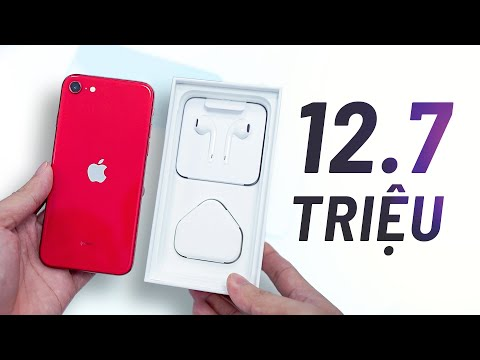Mở hộp iPhone SE 2020 : 12.7 triệu ngang XR