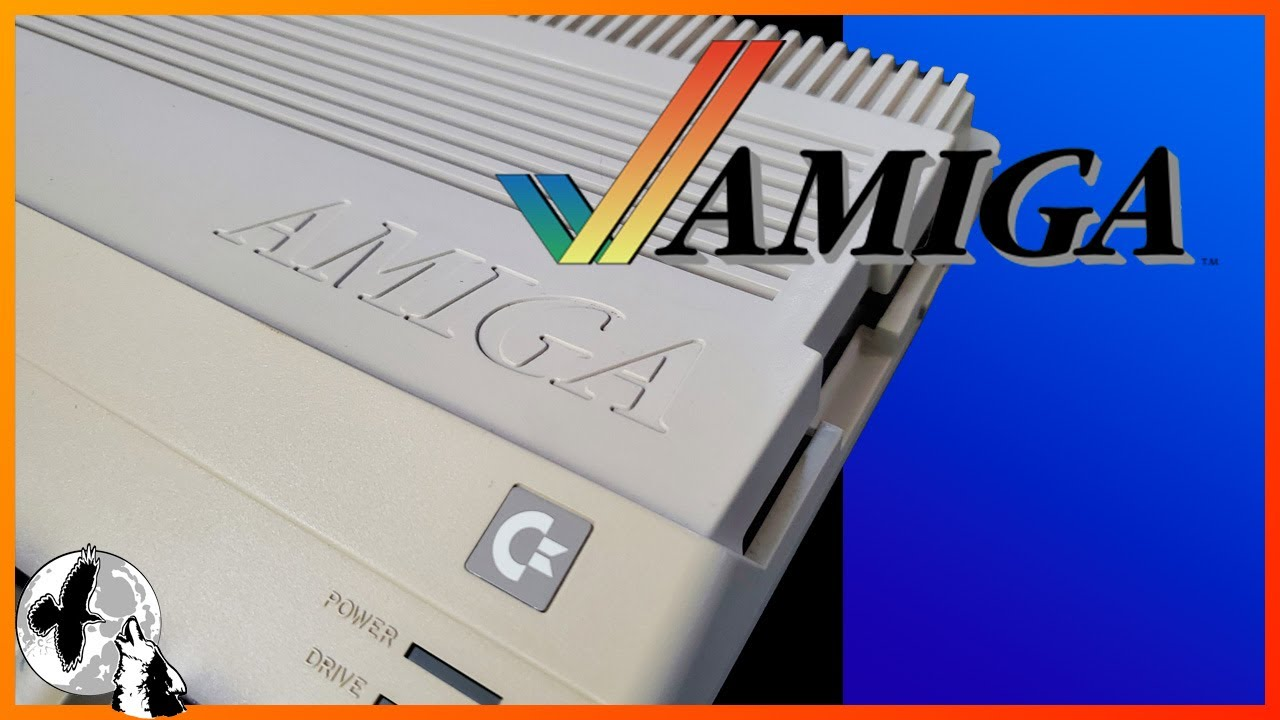 Are These Amigas OK after 25 Years in Storage? - Tidbit Tuesdays #1