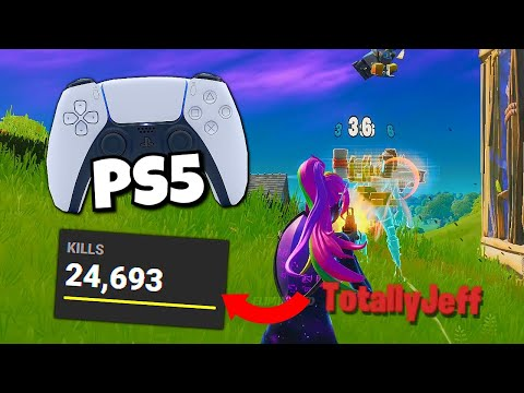 EXPOSING Console Players Stats in Fortnite... (wow)