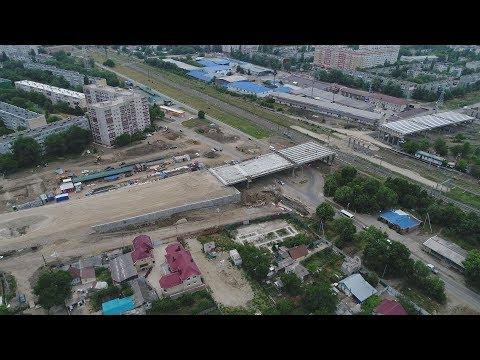 Новый путепровод в Невинномысске откроют уже в сентябре