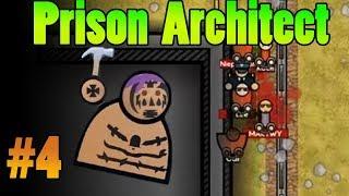 Skazany na 374 lata więzienia! ★ Prison Architect ★ Update 16 ★ Gameplay po polsku