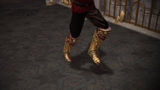 Path of Exile: Innocence Boots