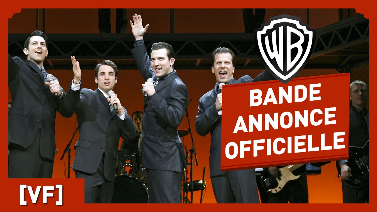 Jersey Boys - Bande Annonce Officielle 2 (VF) - Clint Eastwood