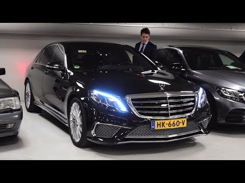Mercedes S65 AMG - V12 S Class FULL Review 4MATIC + Sound Ex