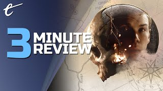 The Dark Pictures Anthology: Little Hope   Review in 3 Minutes (Video Game Video Review)