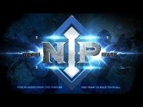 NiP 2005 vs NiP 2013 - Showmatch | de_dust2 - 07/09/2013