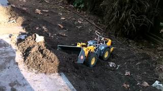 RC Construction equipment