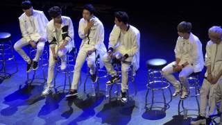 GOT7 Fan Meeting in Chicago - Jackson's Sexy Dance & Mark + JB Dance Battle