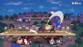 MasonEliwood (Cloud) vs. MasterJr (Corrin) #2 Online Friendlies Super Smash Bros. Ultimate / SSBU