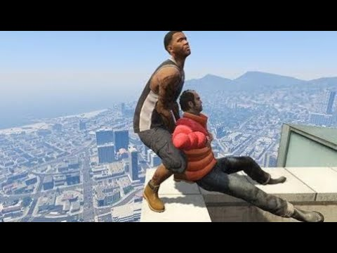 GTA 5 Fails Compilation #4 (GTA 5 Funny Moments Best Videos)