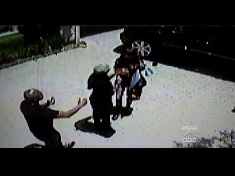 Michael Jackson Family Feud Caught On Tape