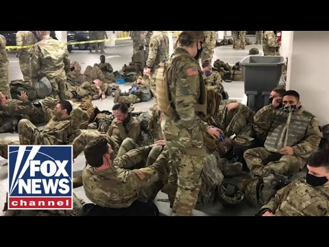 GOP govs demand National Guard return home after pics reveal shocking conditions