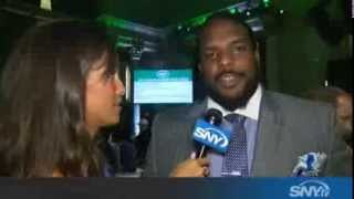 Willie Colon talks up the 2015 New York Jets
